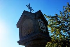 Detail reliéfů